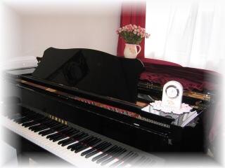 大阪府堺市にあるピアノ教室 Rose Piano「はしもとピアノ教室」の風景